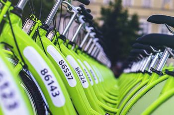 Smart Bike Renting System