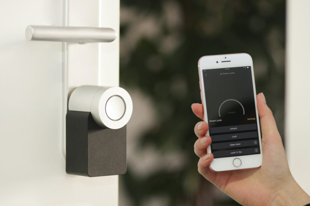 iot-based-lock-and-access-control